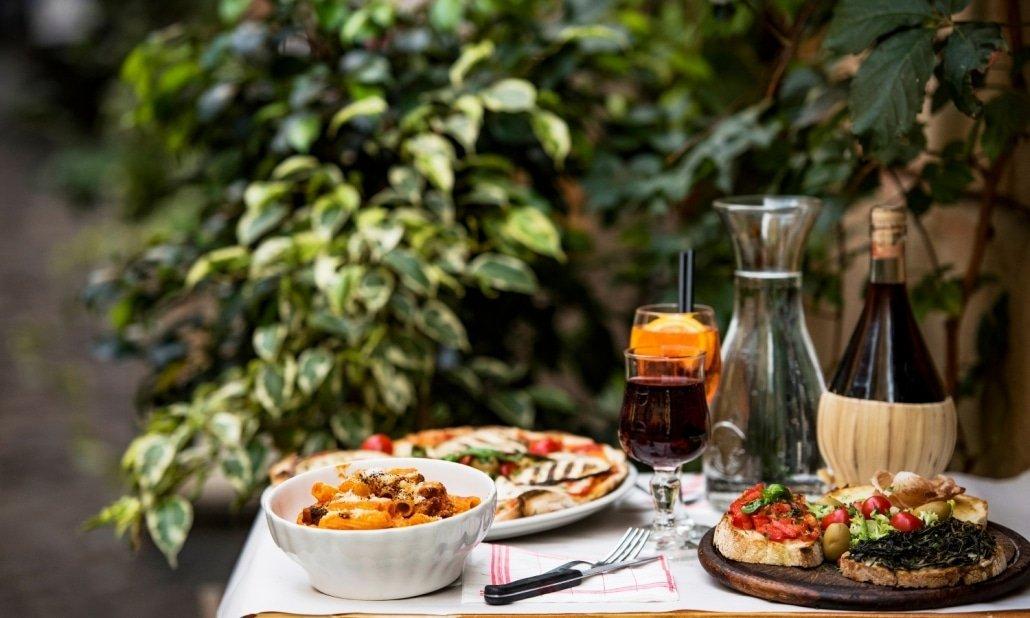 Via Veneto Italian Restaurant Enniscorthy Wexford